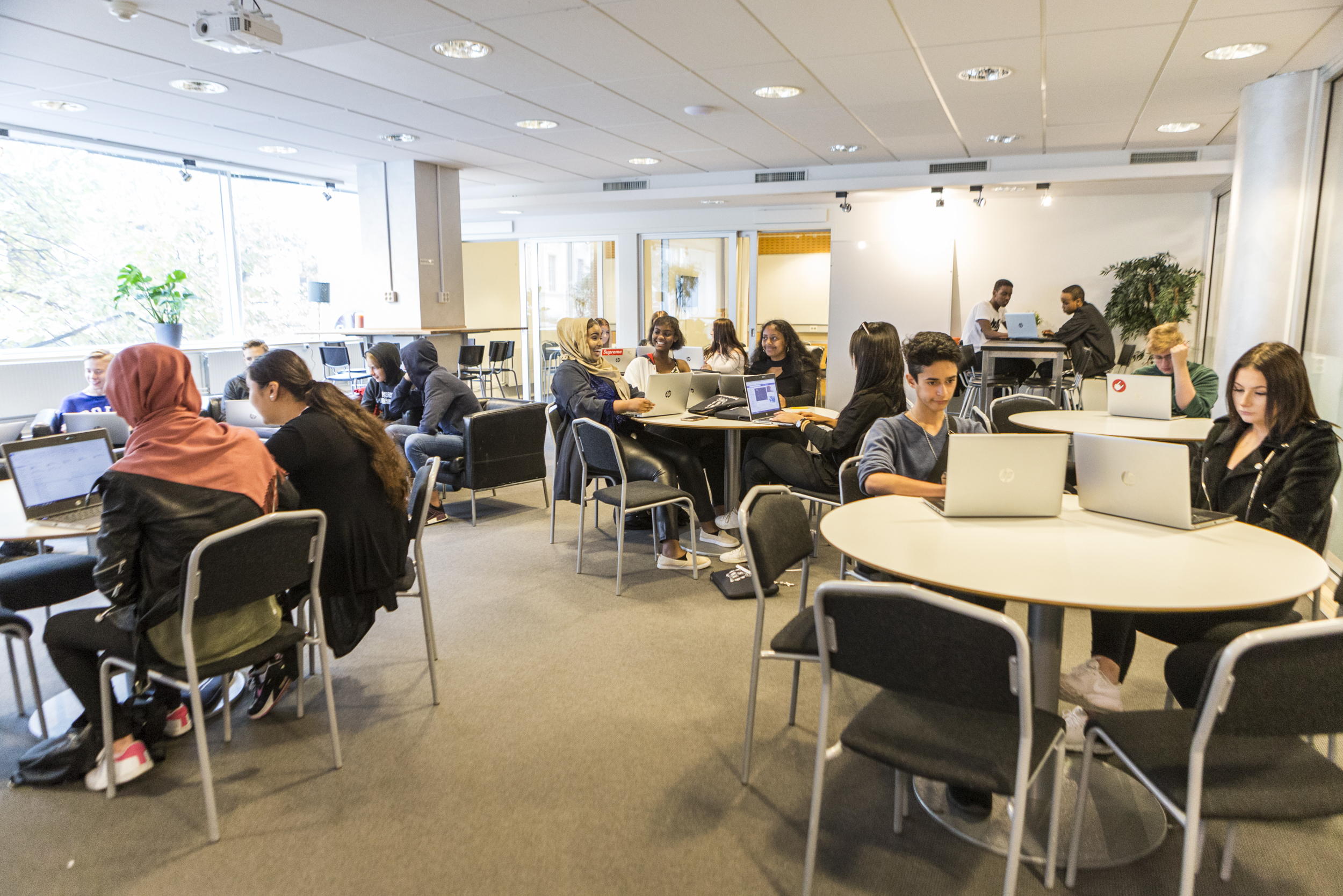 Thoren Business School Sundsvall