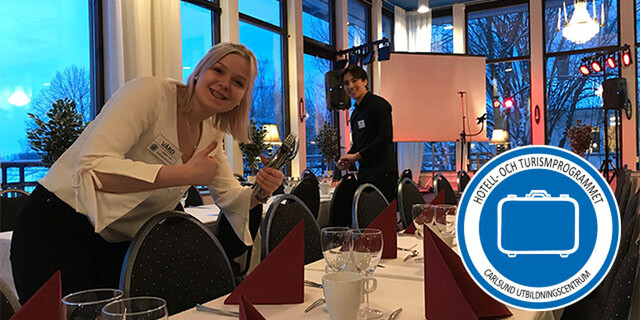 Hotell- och turism på Carlsund Utbildningscentrum