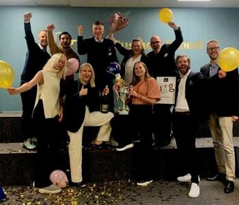 Thoren Business School Örebro utsedd till årets UF-skola